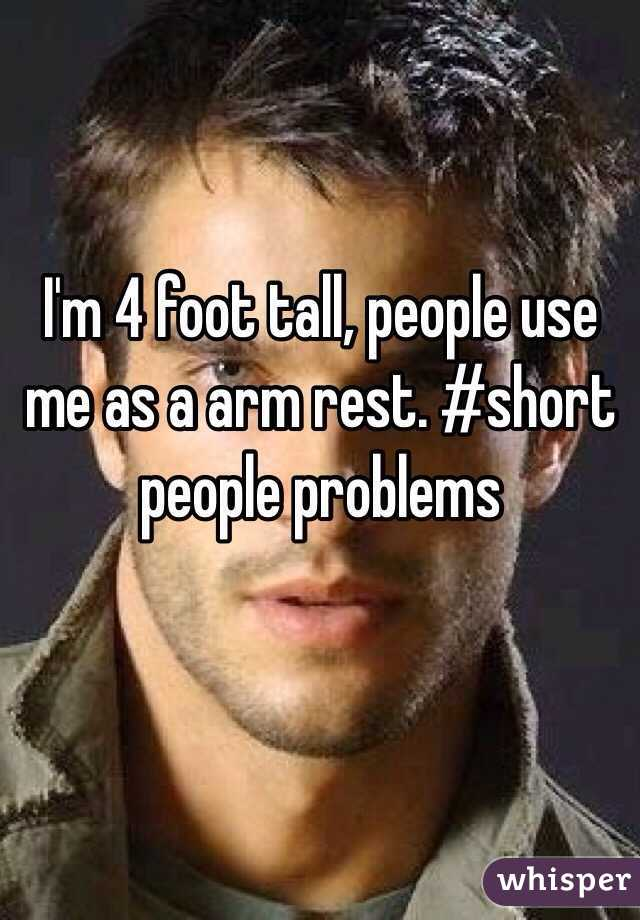 Short people dating problems