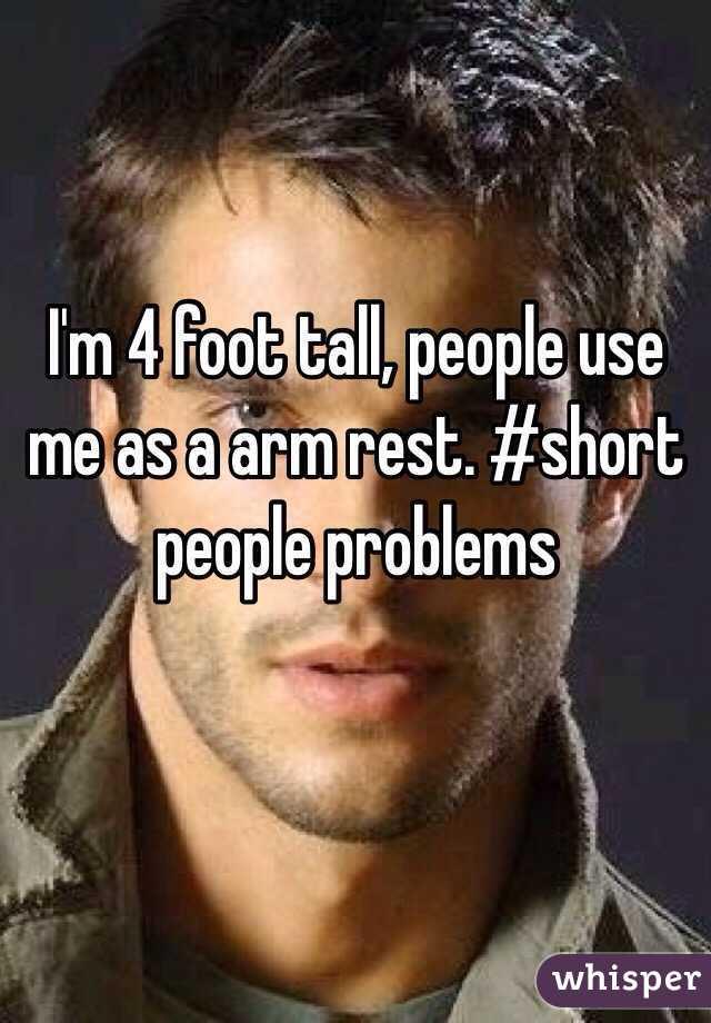 tall people meet