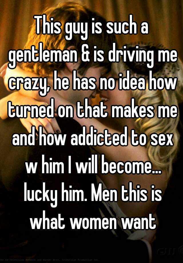 Crazy idea sex