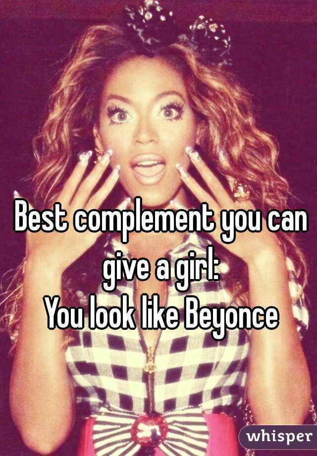 you beyonce Girl like