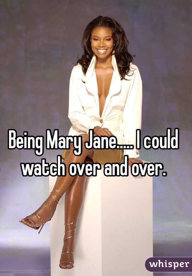 Being Mary Jane..... I could watch over and over.