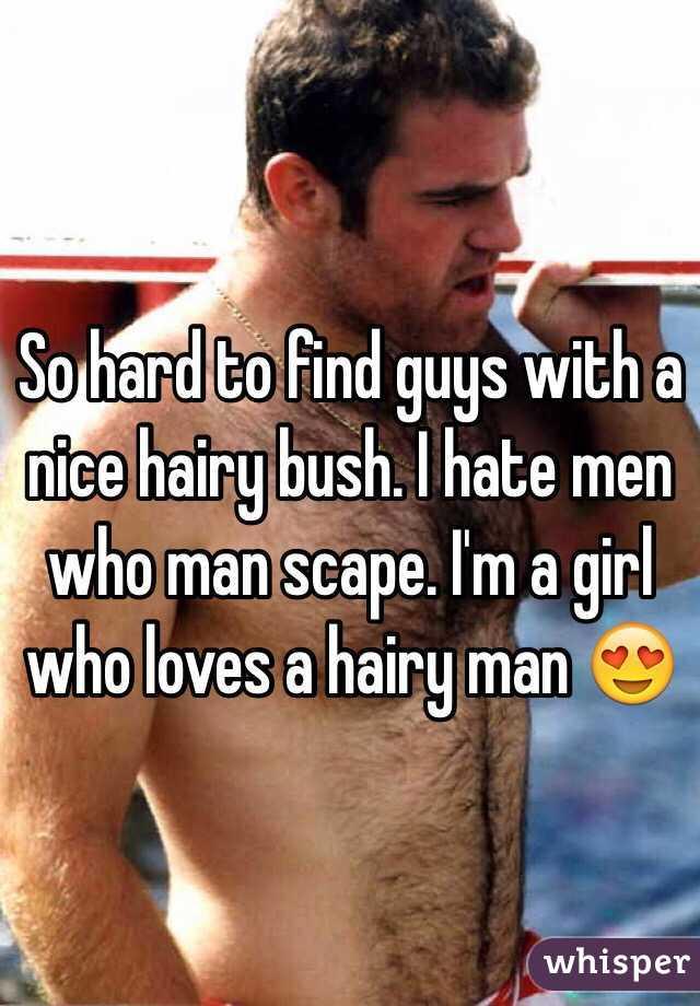Nice hairy bush