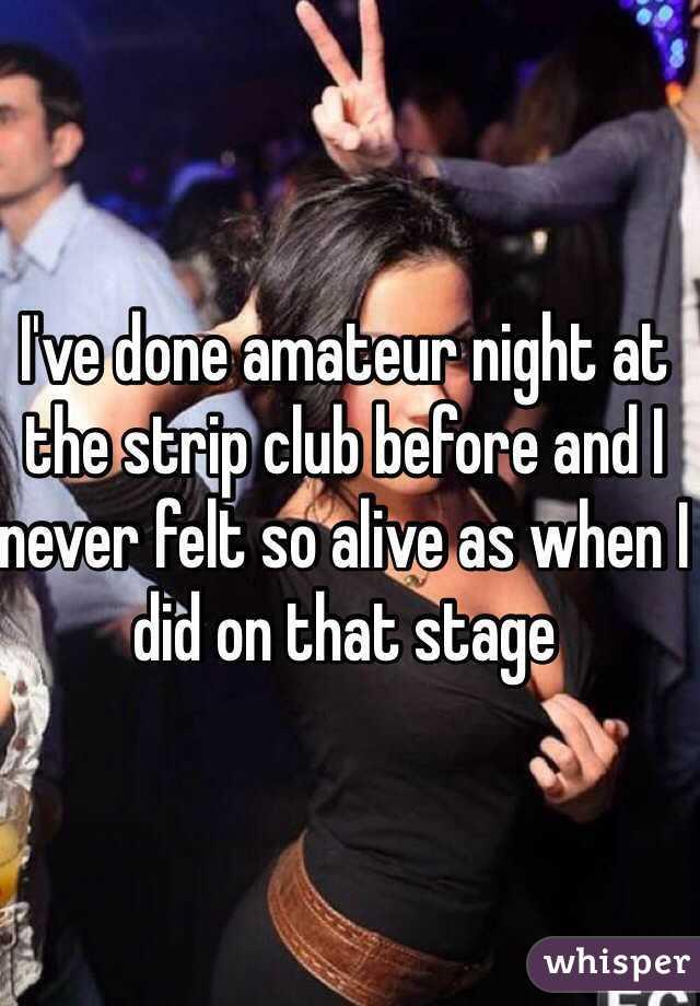 night strip Amateur