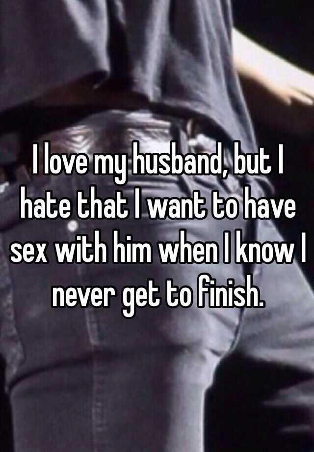 I love sex but i dont want no std