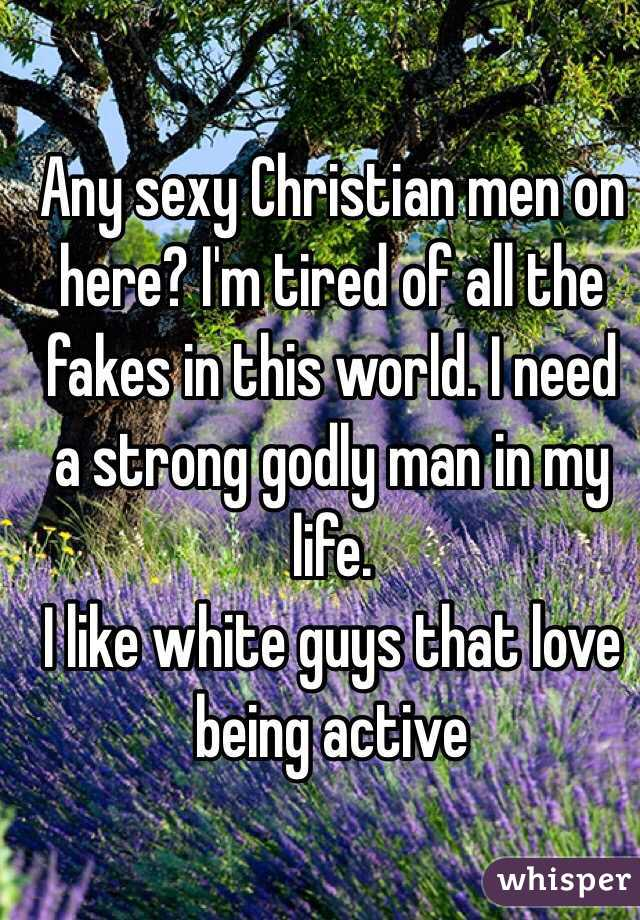 Where are all the christian men