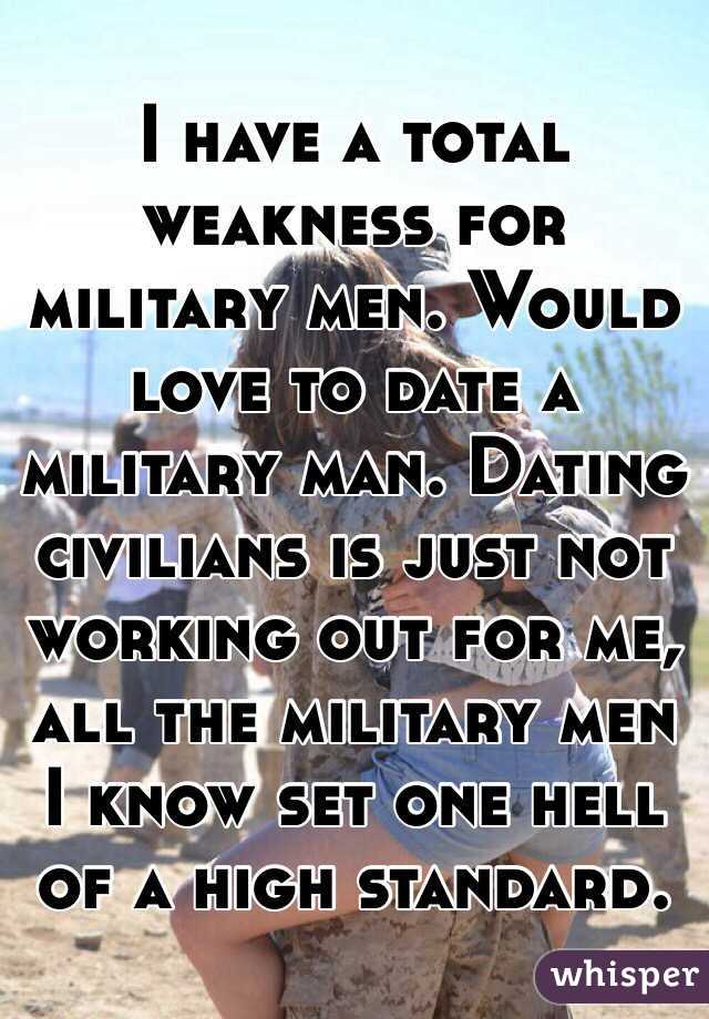 How To Date A Military Man