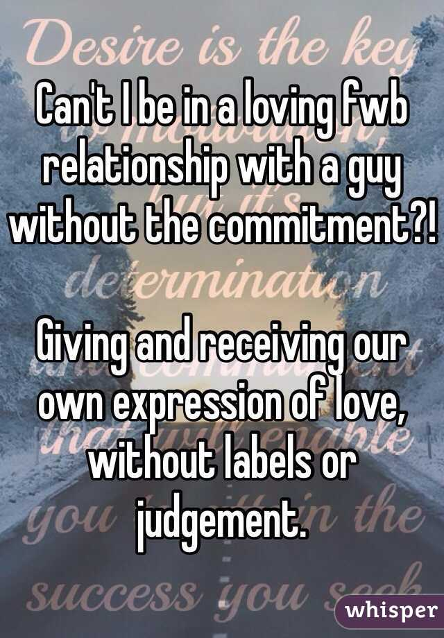 Relationship without labels