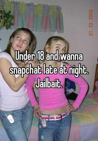 Chav jail bait caption