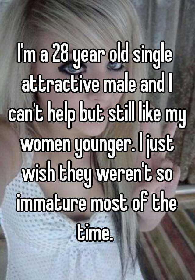 28 year old woman single