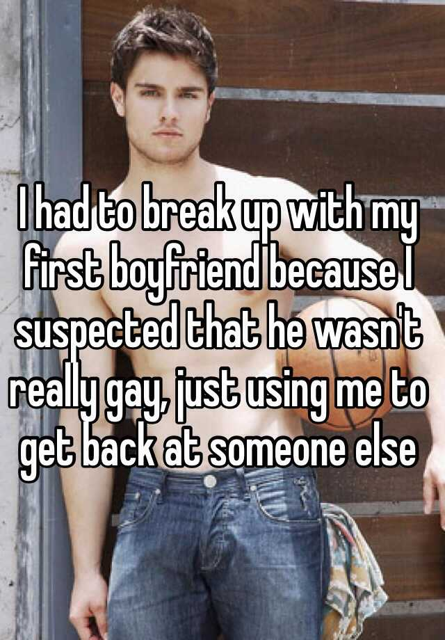How to have a boyfriend gay