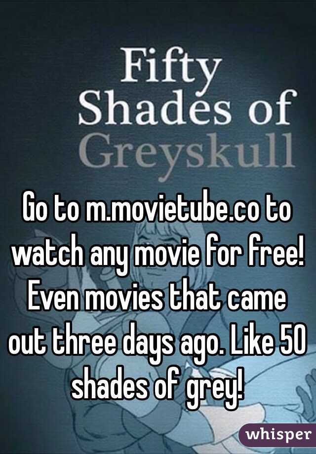 go to mmovietubeco to watch any movie for free even movies that came out