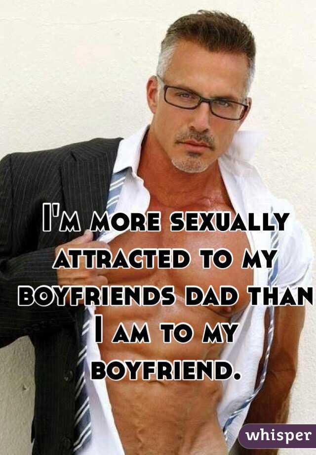 Boyfriends dad