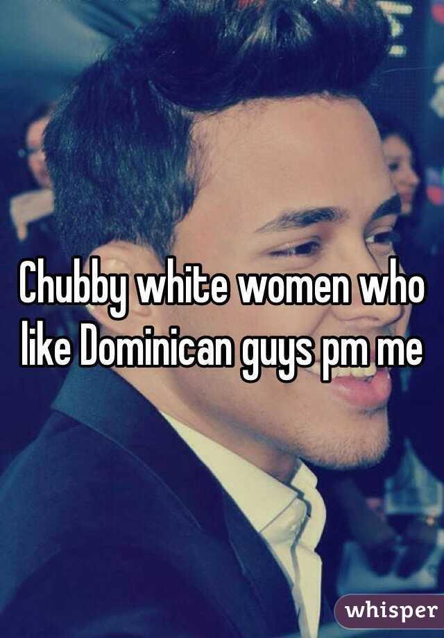 White dominican women