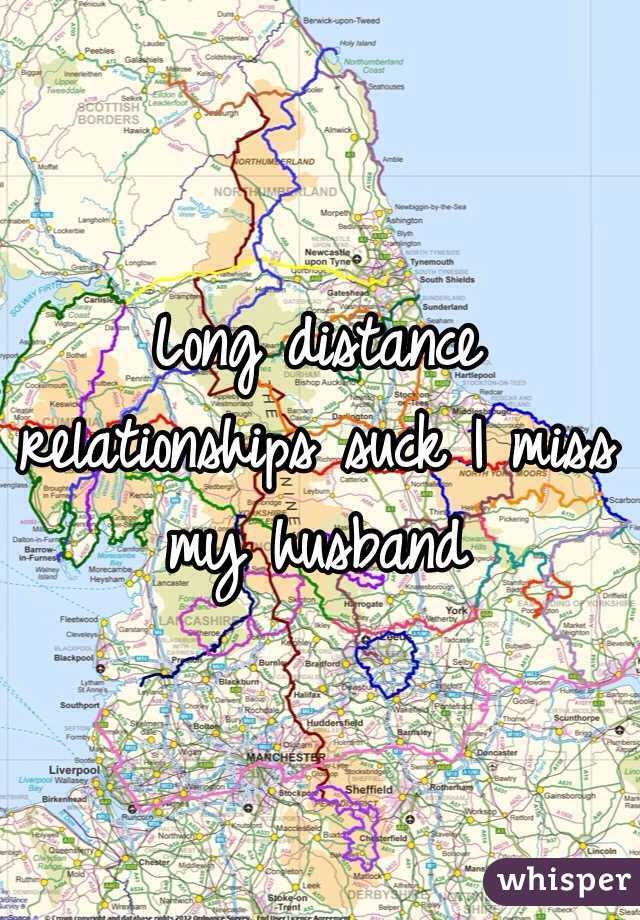 Distance quotes for husband