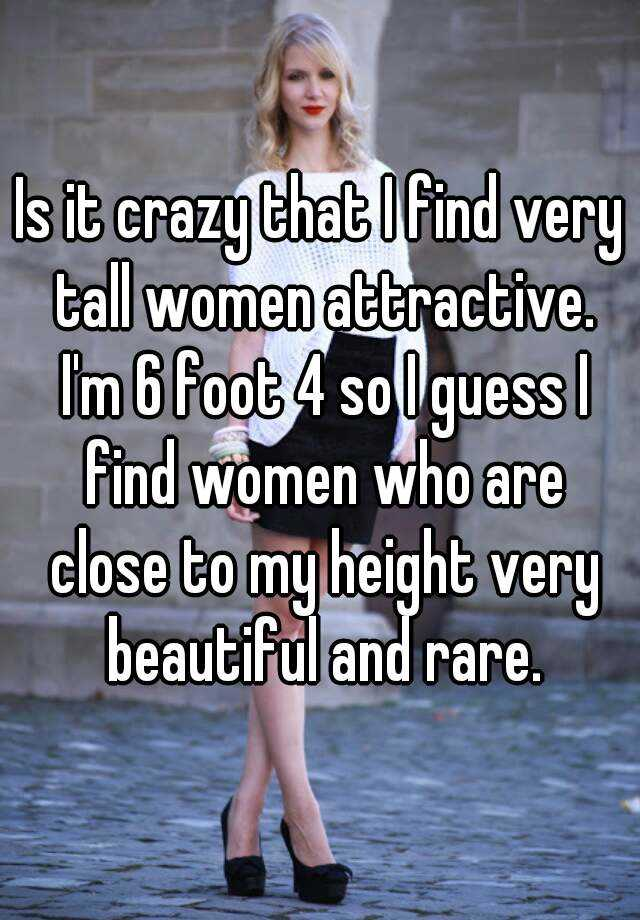 Very tall women pics