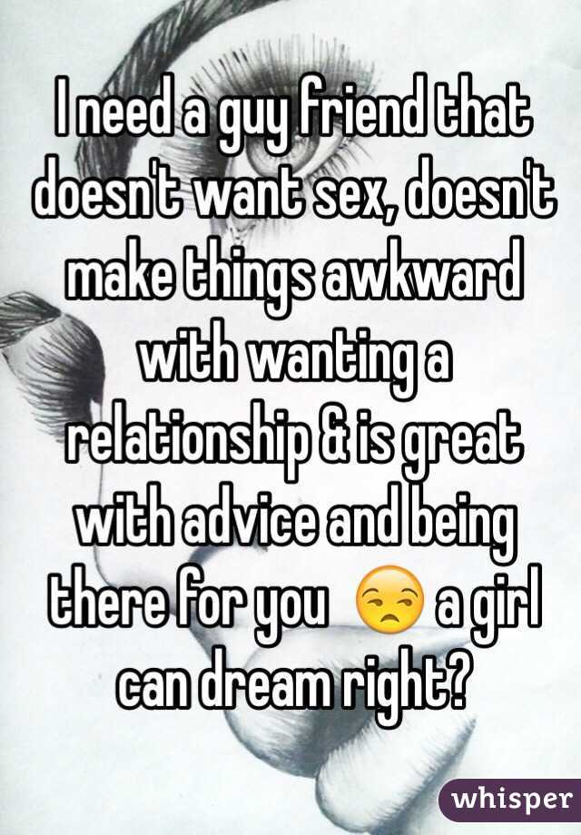 Friend dream about guy Dream about