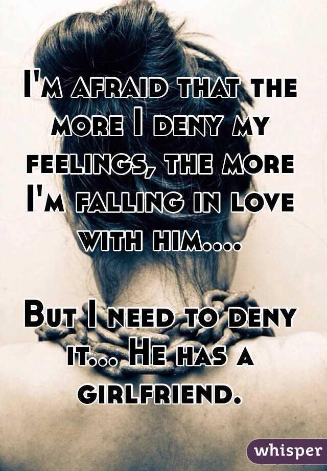 Girl im dating has fomo