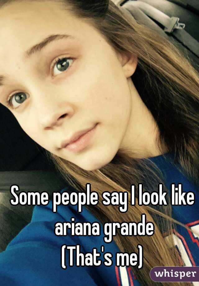 who look like me