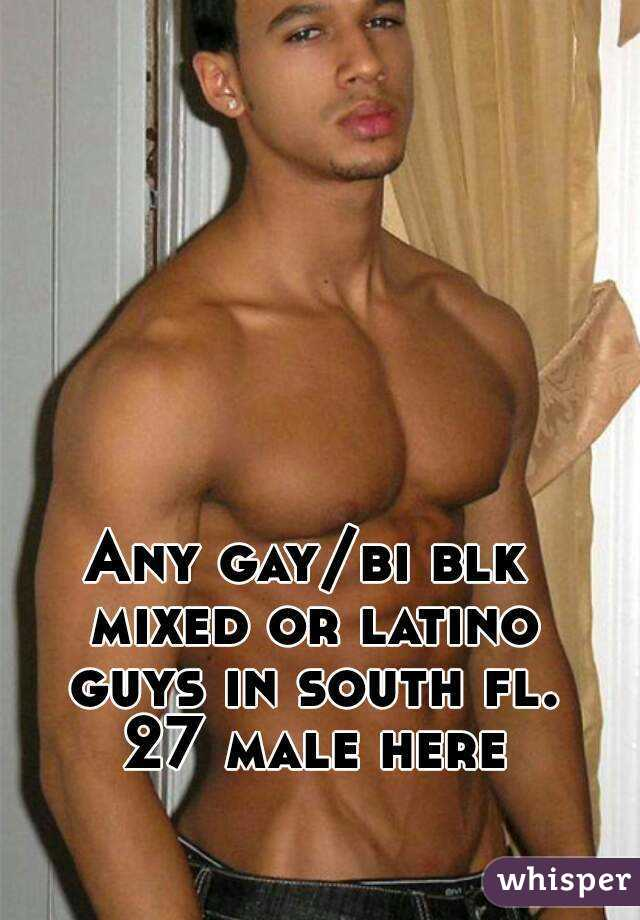 Bi gay latinos