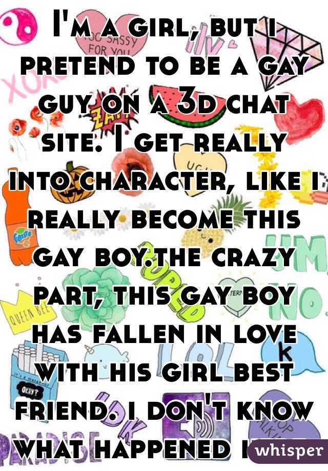 Gay girl chat