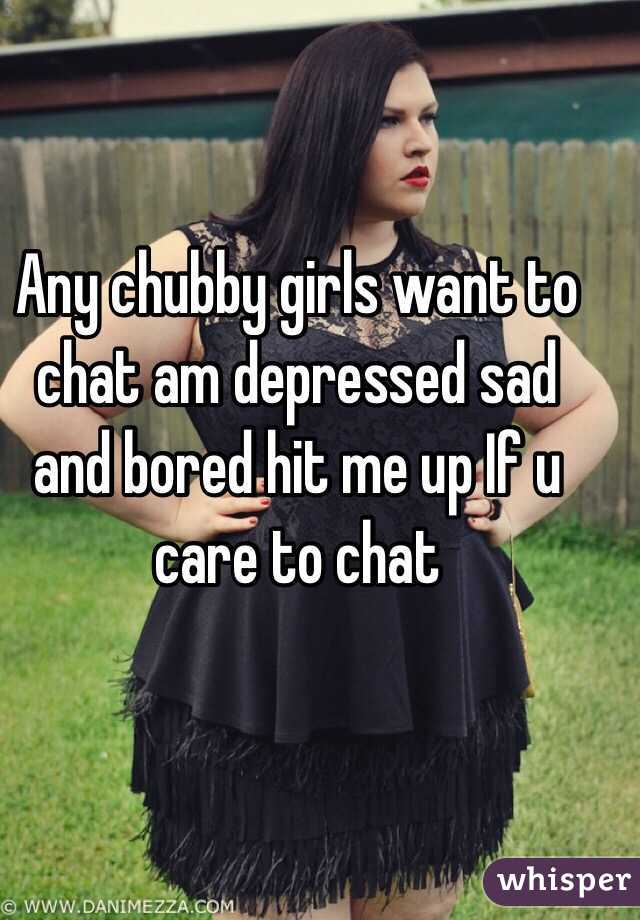 Chat with chubby girls