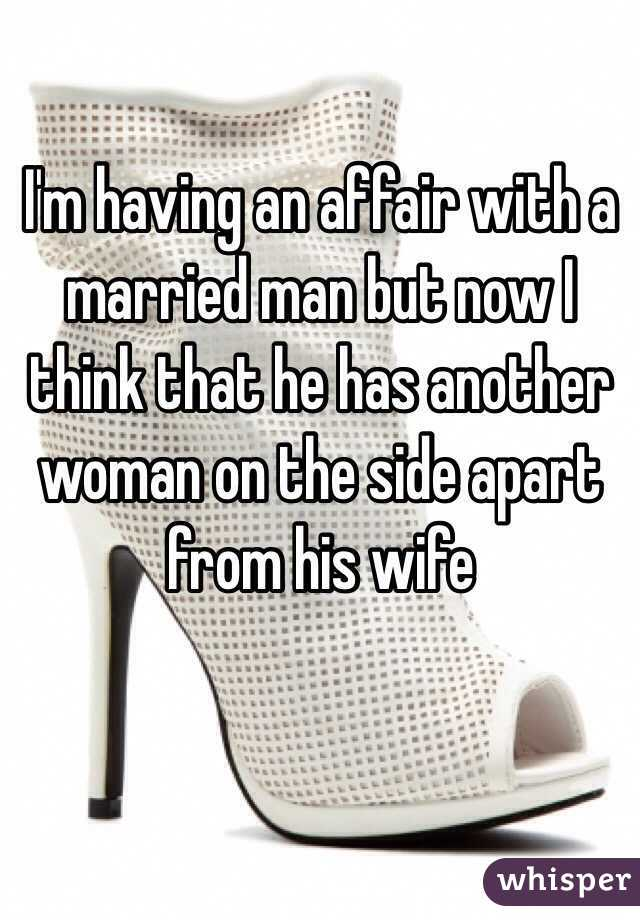 What Is An Affair With A Married Man