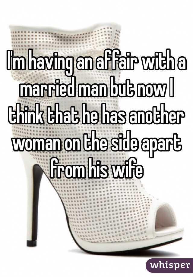 Man Having An Affair With A Married Woman