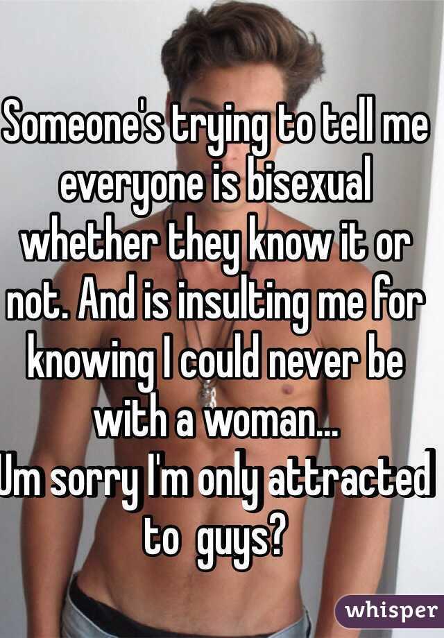 Everyone is bisexual photos 883
