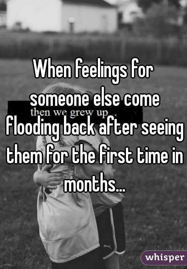 do ex boyfriends come back after dating someone else