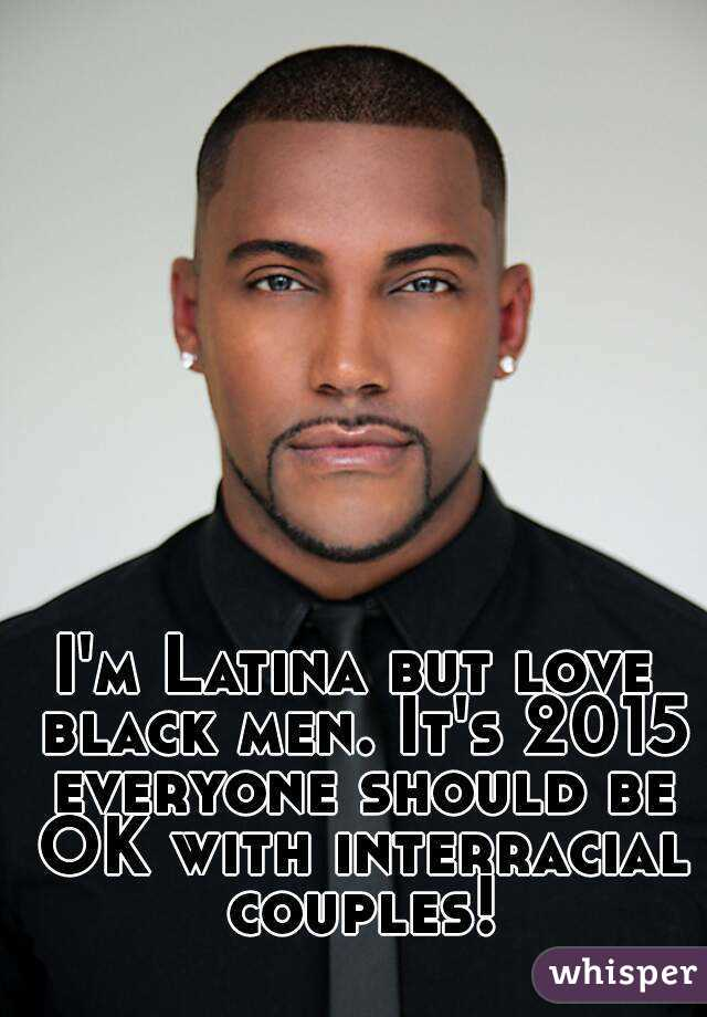 Latina black men
