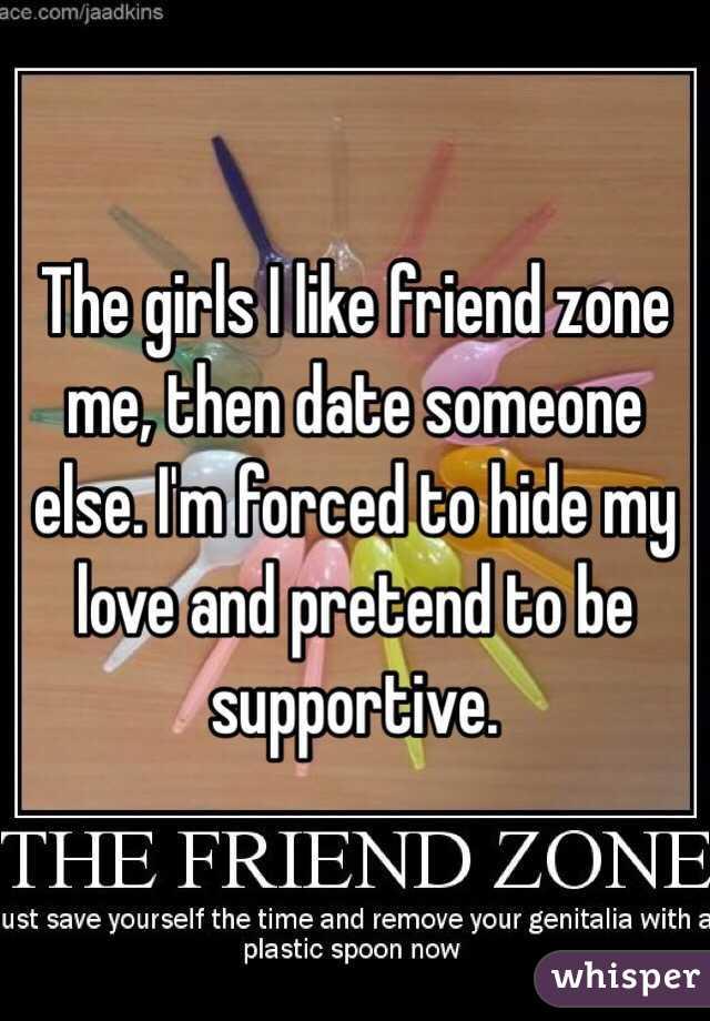 Girl i like dating someone else