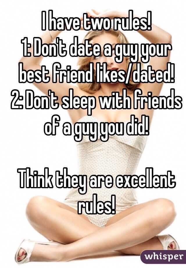 Dating A Guy Your Friend Likes
