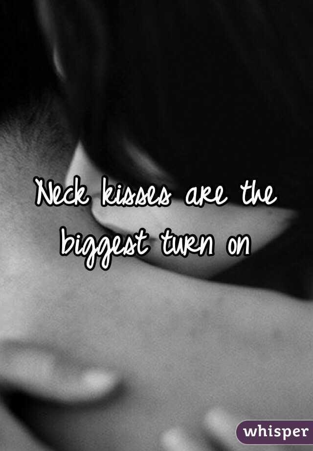 biggest turn on