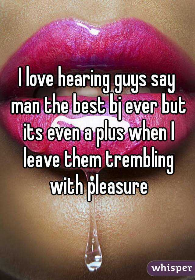 pleasure for a man best