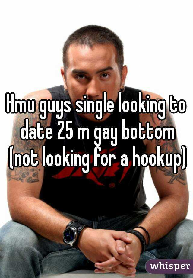 gay dating not hook up