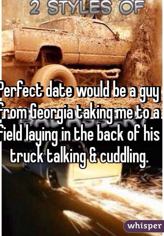 Perfect For Guy Date The A