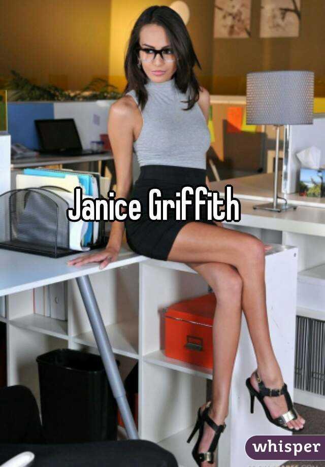 Janice griffith black interracial