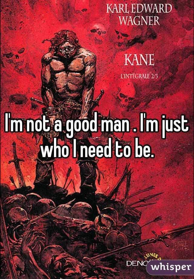 The reels A Not I Man M Good guarantee not