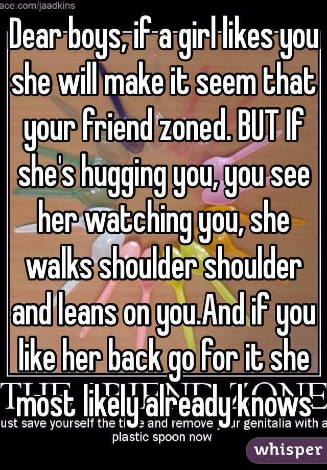 If She Likes You