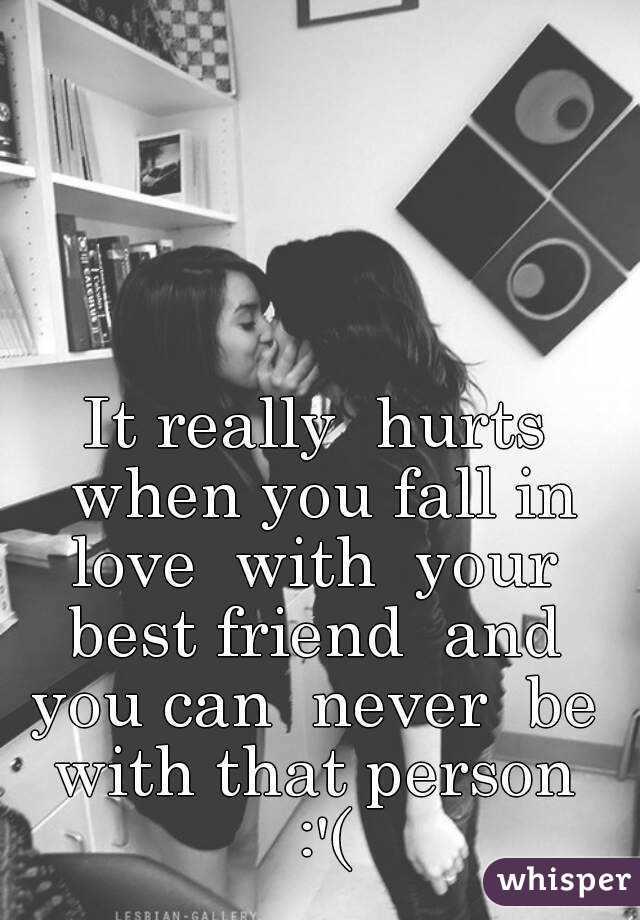 can you love a friend