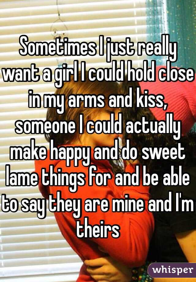 Things to say to make a girl happy