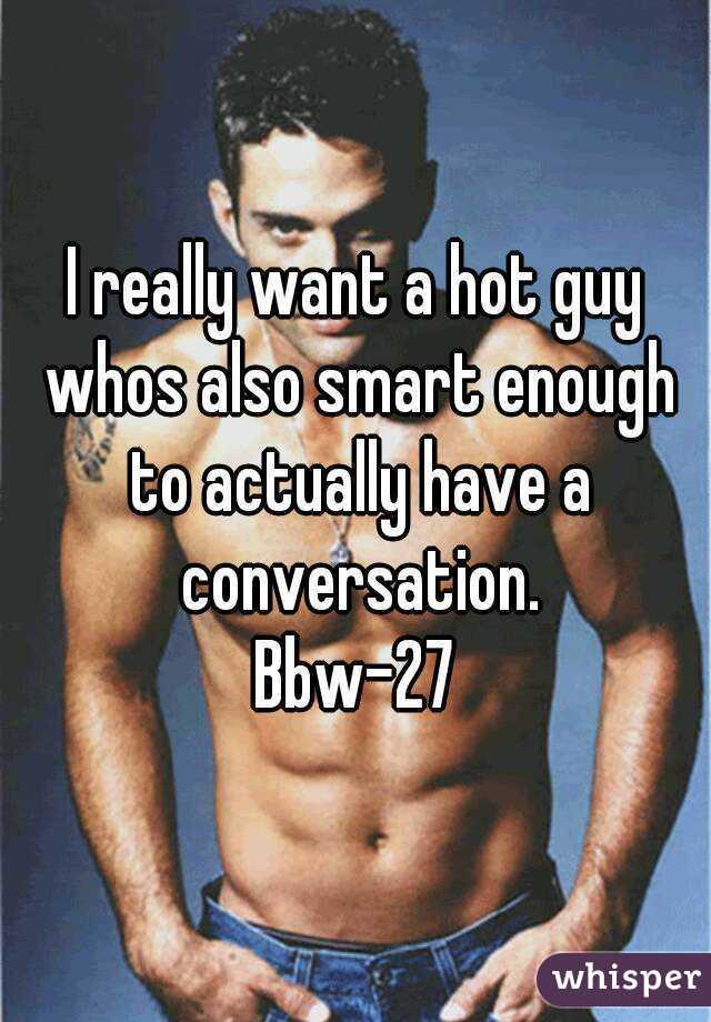 Hot bbw and man