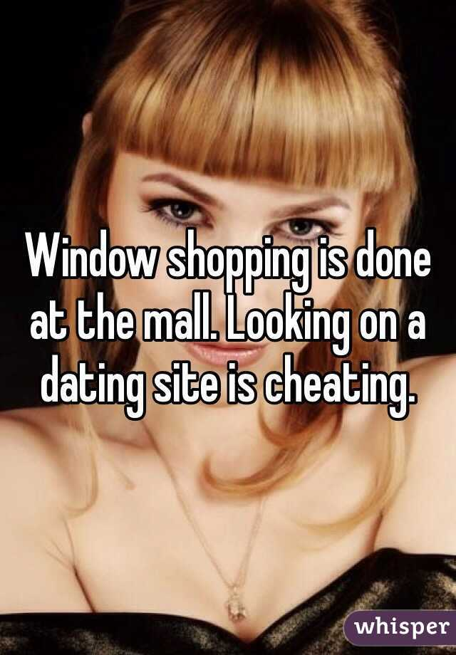 Dating site advice