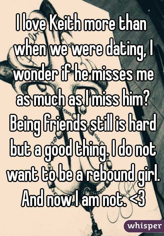 My Ex Gf Is Dating Someone