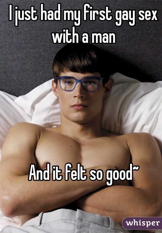 Gay sex how good is it