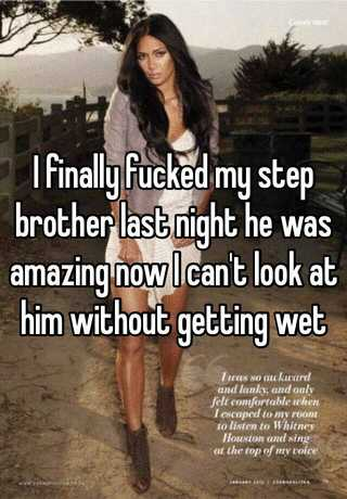 Step Brother Fuck Sister