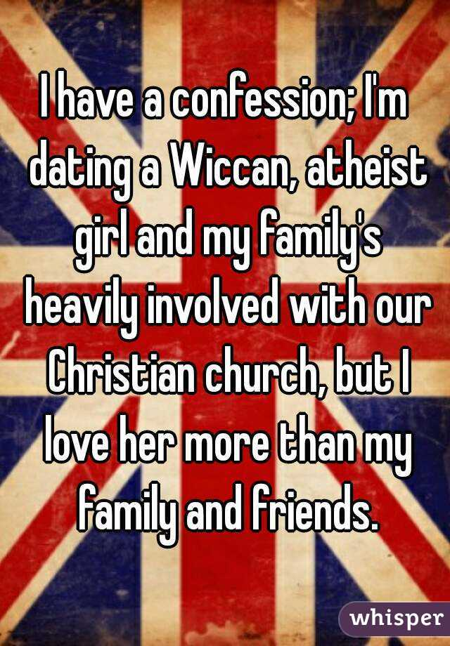 Dating A Christian Girl As An Atheist