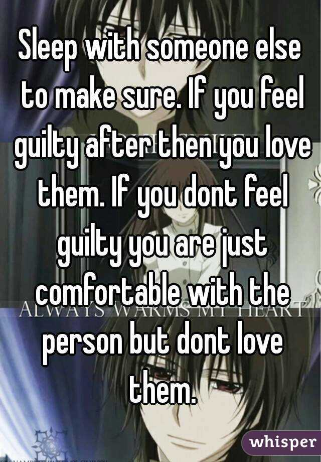 how to make a person feel guilty