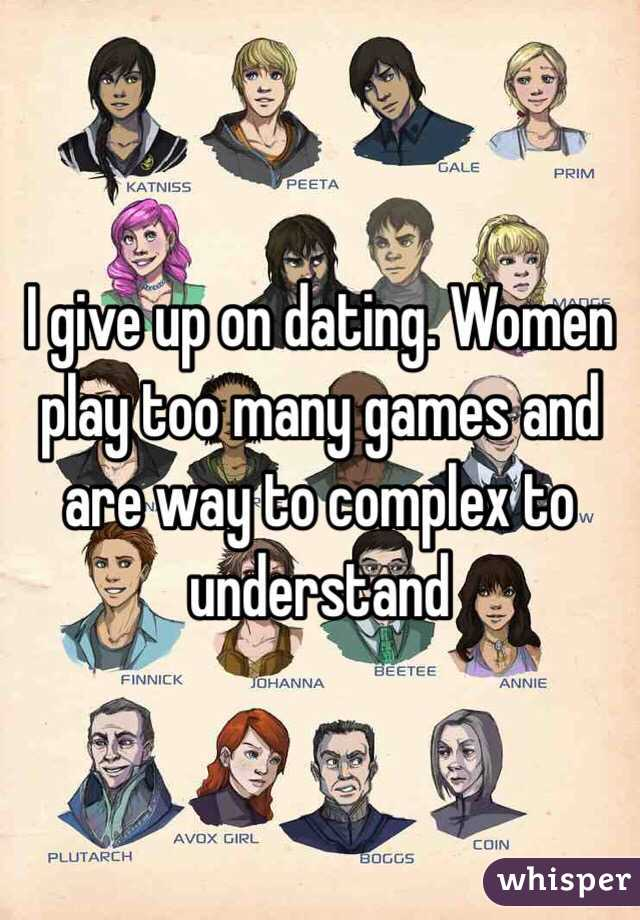 women play too many games