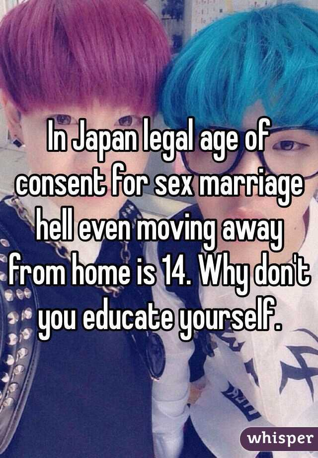 Was Legal age for consensual sex